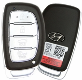 2019 Hyundai Elantra Sedan 4DR Smart Keyless Entry Remote