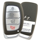 2019 Hyundai Ioniq Smart Entry Remote Key