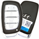 2019 Hyundai Sonata Smart Key Entry Remote Key