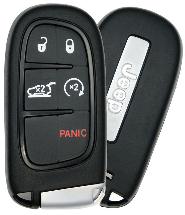 2019 Jeep Cherokee Smart Keyless Entry Remote Start Passive Entry 68141580AG 68141580AA 68141580AB 68141580AC 68141580AD 68141580AE 68141580AF