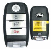 2019 Kia Niro Smart Keyless Entry Remote Key