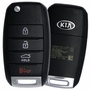 2019 Kia Optima Keyless Entry Remote Flip Key'