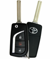 2019 Toyota C-HR Remote Key Keyless Entry Key