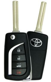 2014 toyota camry replacement key