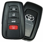 2019 Toyota Camry Keyless Entry Smart Remote Key