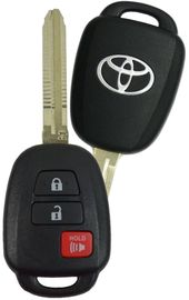 2019 Toyota Highlander LE Keyless Remote Key - refurbished