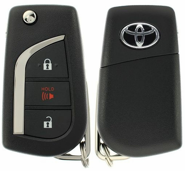 2019 Toyota Rav4 Remote Keyless Entry Key Fob Transmitter