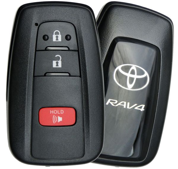 2019 Toyota RAV4 Smart Remote key Keyless Entry, 8990H-0R010, 8990H0R010, HYQ14FBC