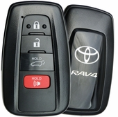 2019 Toyota RAV4 Smart Remote Key Fob W/ Power Hatch