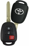 2019 Toyota Sequoia Remote Key Keyless Entry