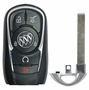2017 Buick Envision Smart PEPS Remote Key Fob w/ Engine Start'