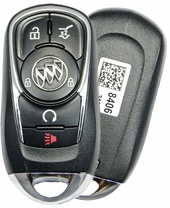 2020 Buick Envision Smart PEPS Remote Key Fob w/ Engine Start