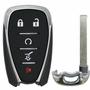 2018 Chevrolet Equinox Smart Keyless Remote Key Fob w/Power Hatch - refurbished'