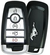 2020 Ford Mustang Smart Remote with Engine Start Key Fob