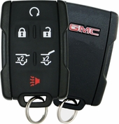 2020 GMC Yukon Keyless Entry Remote
