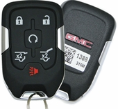 2020 GMC Yukon Smart / Proxy Keyless Remote Key