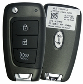 2020 Hyundai Venue Keyless Entry Remote Flip Key