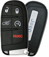 2020 Jeep Compass Smart Key Fob w/ Engine Start Power Liftgate