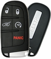 2020 Jeep Grand Cherokee Remote Key w/Power Liftgate Remote Start