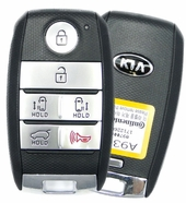 2020 Kia Sedona Smart Proxy Keyless Remote Key w/Power Doors, Hatch