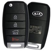 2020 Kia Sorento Keyless Entry Remote Key