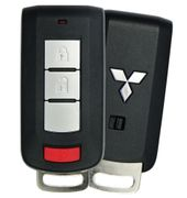 2020 Mitsubishi Eclipse Cross Smart Keyless Entry Remote
