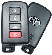 2020 Toyota Corolla Keyless Entry Smart Remote Key