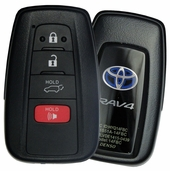 2020 Toyota RAV4 HYBRID Smart Remote w/ Power Hatch