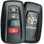 2020 Toyota RAV4 Smart Remote Key Fob W/ Power Hatch