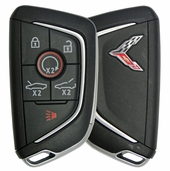 2021 Chevrolet Corvette Smart Keyless Entry Remote
