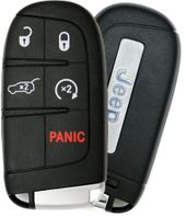 2021 Jeep Compass Smart Key Fob w/ Engine Start Power Liftgate