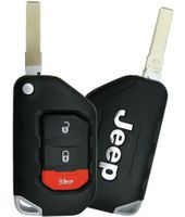 2021 Jeep Gladiator Keyless Entry Remote Key