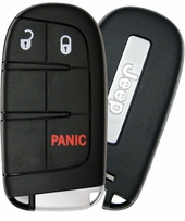 2021 Jeep Grand Cherokee Remote Key