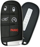 2021 Jeep Grand Cherokee Remote Key w/Power Liftgate Remote Start