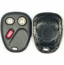 3 button Chevrolet, GMC, Cadillac SUV and truck replacement case/shell.