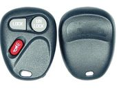 3 button Chevrolet, GMC, Cadillac SUV and truck replacement case/shell