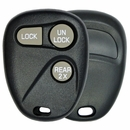 3 Button GM Remote Replacement Case PN: 16245100