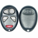 5 Button Chevrolet, Pontiac, Oldsmobile Minivan Remote Replacement case L2C0007T