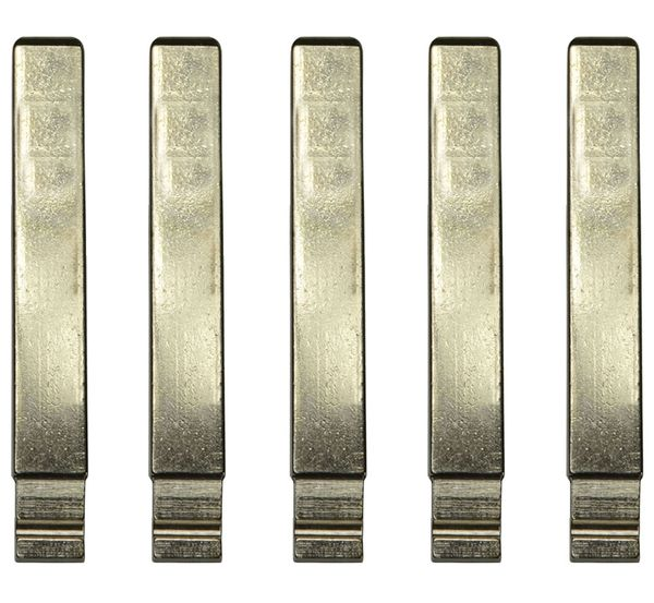 GM 5915037 CHEVROLET GMC REPLACEMENT BLADE KEY 5 PACK