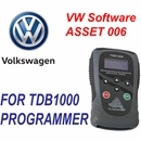 ASSET 006 VW Software, add key only, Key and Proximity Programming for TDB1000 - The Diagnostic Box