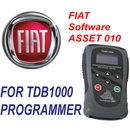 ASSET 010 FIAT Software Key and Proximity Programming for TDB1000 - The Diagnostic Box