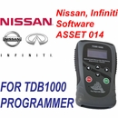 ASSET 014 NISSAN and INFINITI Software Key and Proximity Programming for TDB1000 - The Diagnostic Box
