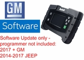 AUTEK IKEY820 SOFTWARE FOR GM 2017+ AND JEEP & DODGE 2014-2017