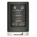Cadillac Escalade 6 Button Keyless Entry Remote - Aftermarket Ilco brand