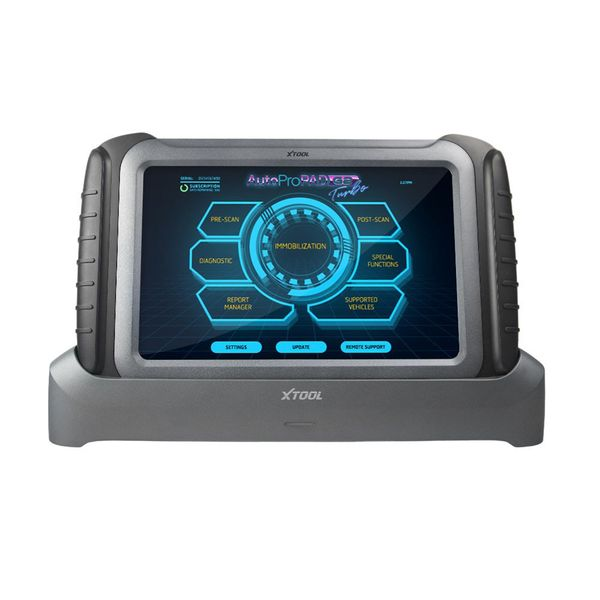 Charging Dock for AutoProPAD G2 Turbo and NITRO XT/GT