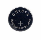 CR1616 - Keyless Entry Remote battery