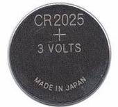 CR2025 - Keyless Entry Remote battery
