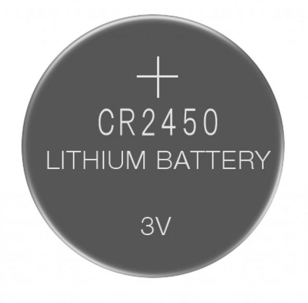 cr-2450 Remote Battery  Batteries for Remotes