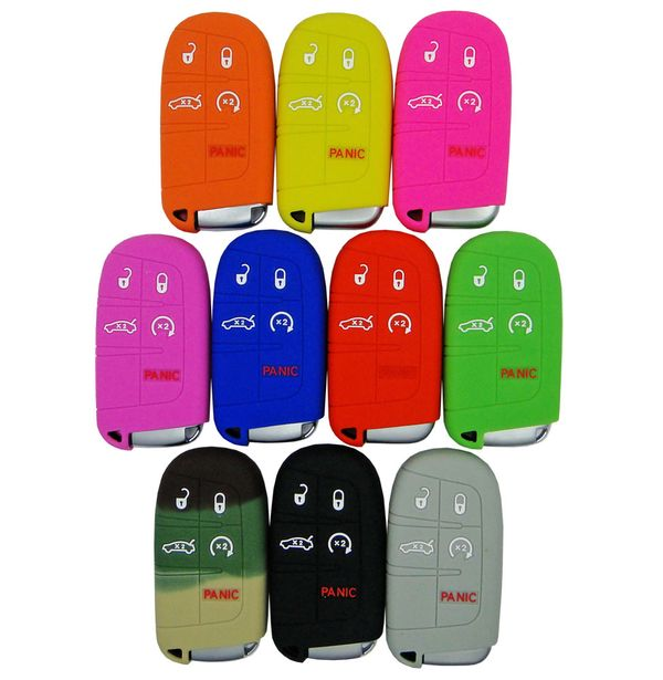 Dodge, Chrysler, Jeep, Fiat Tombstone Remote cover