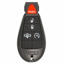Dodge Ram 5 Button Fobik Remote - Aftermarket Ilco brand